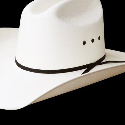 画像2: ウエスタン ストロー ハット(シャンタン・ナチュラル)55cm・56cm・57cm・58cm/Shantung Straw Cowboy Hat(Natural)