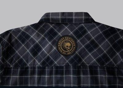 画像3: ハーレーダビッドソン 半袖シャツ(ブラック)/Harley Davidson Shortsleeve Shirt(Black)