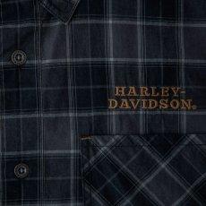 画像2: ハーレーダビッドソン 半袖シャツ(ブラック)/Harley Davidson Shortsleeve Shirt(Black) (2)