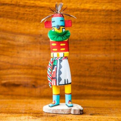 画像1: カチナドール/Kachina Doll