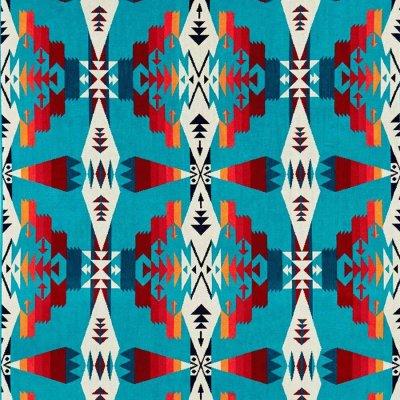画像2: PENDLETON ペンドルトン ジャガードバスタオル/Pendleton Tucson Spa Towel(Turquoise)