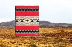 画像3: ペンドルトン ナバホウォーター ブランケット/Pendleton  Blanket(Navajo Water)  (3)