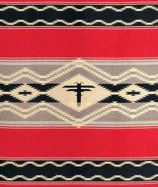 画像2: ペンドルトン ナバホウォーター ブランケット/Pendleton  Blanket(Navajo Water)  (2)