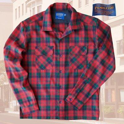 画像2: ペンドルトン ジャパンフィット(日本サイズ仕様) ボードシャツ ロバートソンタータン/Pendleton Board Shirt Robertson Tartan