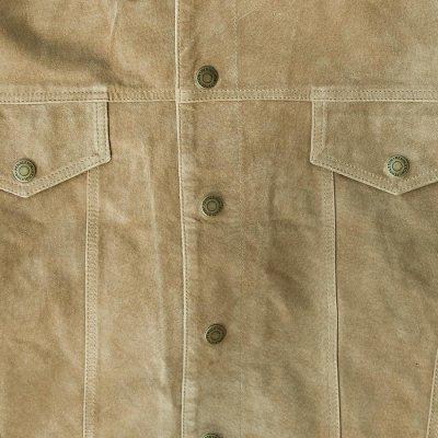 画像2: ペンドルトン スエード ジャケット(ライトブラウン)/Pendleton Suede Jacket