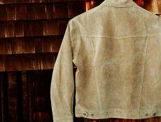 画像4: ペンドルトン スエード ジャケット(ライトブラウン)/Pendleton Suede Jacket (4)