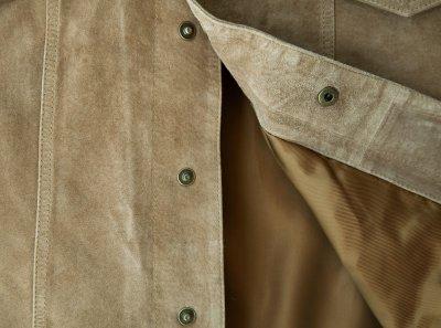 画像3: ペンドルトン スエード ジャケット(ライトブラウン)/Pendleton Suede Jacket