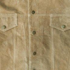 画像2: ペンドルトン スエード ジャケット(ライトブラウン)/Pendleton Suede Jacket (2)