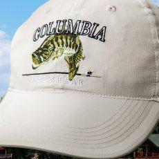 画像2: コロンビア サンプロテクト フィッシュ キャップ(ストーン・ブラウン)/Columbia Baseball Cap (2)