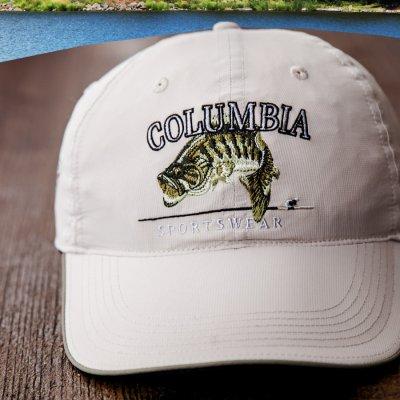 画像2: コロンビア サンプロテクト フィッシュ キャップ(ストーン)/Columbia Baseball Cap