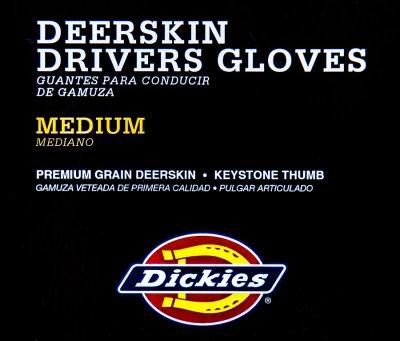 画像3: ディッキーズ 鹿革手袋 パインイエロー(裏地なし)M/Dickies Genuine Deerskin Leather Gloves(Pine Yellow)