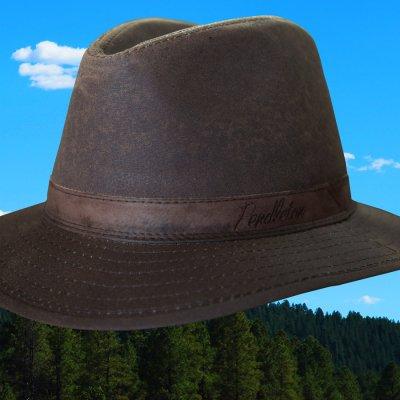 画像2: ペンドルトン オイルスキン ハット(ブラウン)/Pendleton Oilskin Hat