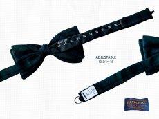 画像2: ペンドルトン アメリカ製 ウール ボウタイ 蝶ネクタイ(オニール レッド タータン)/Pendleton Bow Tie O'Neill Red Tartan (2)