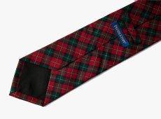 画像3: ペンドルトン ネクタイ(ロイヤルスチュワートタータン)/Pendleton Necktie(Royal Stewart Tartan) (3)