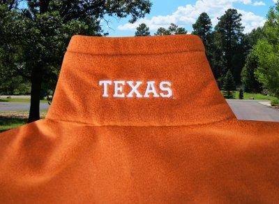 画像2: コロンビア スポーツウェア テキサスロングホーンズ フリース ベスト(ロングホーンズオレンジ)/Columbia Sportswear Texas Longhorns Fleece Vest(Cedar)