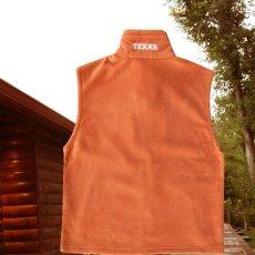 画像4: コロンビア スポーツウェア テキサスロングホーンズ フリース ベスト(ロングホーンズオレンジ)/Columbia Sportswear Texas Longhorns Fleece Vest(Cedar) (4)