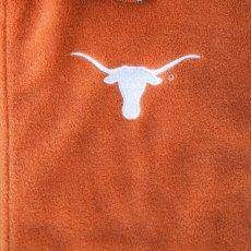 画像2: コロンビア スポーツウェア テキサスロングホーンズ フリース ベスト(ロングホーンズオレンジ)/Columbia Sportswear Texas Longhorns Fleece Vest(Cedar) (2)