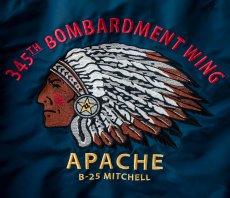 画像4: ショット NYC MA-1 フライト ジャケット(ブラック)大きいサイズ2XL/Schott NYC MA-1 Commemorative Flight Jacket(Black) (4)