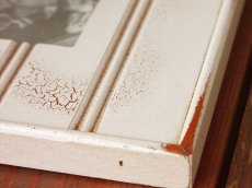 画像4: アメリカ製 ウッド フォトフレーム(木製写真立て)/Wood Photo Frame (4)