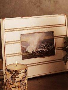画像5: アメリカ製 ウッド フォトフレーム(木製写真立て)/Wood Photo Frame (5)