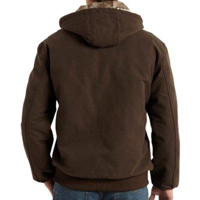 画像2: カーハート カモラインド アクティブ ジャケット(ダークブラウン)/Carhartt Camo Lined Active Jacket(Dark Brown)