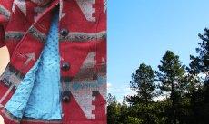 画像3: トゥルーグリット イエローストーン アズテック カントリージャケット(レディース・ライトブラウン)S/True Grit Yellowstone Jacket(Light Brown) (3)
