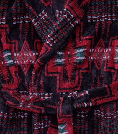 画像2: ペンドルトン ハーディング ウエスタン ローブ・ガウン/Pendleton Washable Robe(Harding)