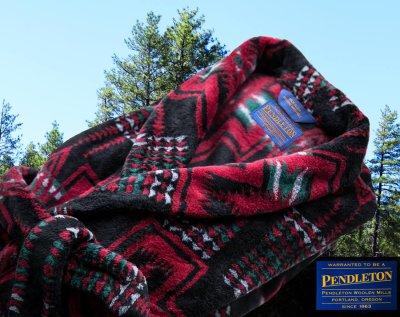 画像3: ペンドルトン ハーディング ウエスタン ローブ・ガウン/Pendleton Washable Robe(Harding)