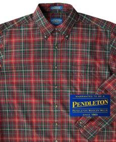 画像2: ペンドルトン サーペンドルトン ウールシャツ マクダガルタータンL/Pendleton Sir Pendleton Wool Shirt(MacDougall Tartan) (2)