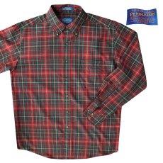 画像1: ペンドルトン サーペンドルトン ウールシャツ マクダガルタータンL/Pendleton Sir Pendleton Wool Shirt(MacDougall Tartan) (1)