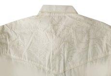 画像5: スカリー スナップフロント 刺繍 ウエスタン シャツ(長袖/ブラック・フロント&バック刺繍)/Scully Long Sleeve Embroidered Snap Front Shirt(Men's) (5)
