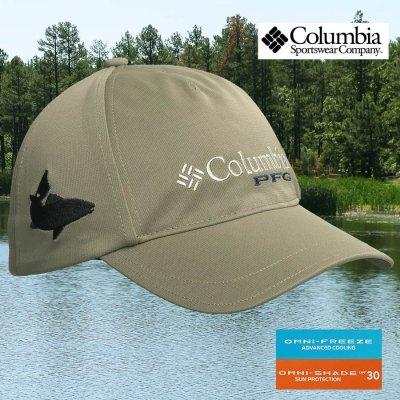 画像1: コロンビア キャップ フィッシュ(セージ)/Columbia Cap