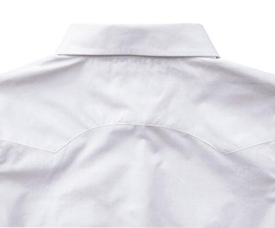 画像3: パンハンドルスリム ローズ刺繍 ウエスタンシャツ ホワイト・ブラック(レディース・長袖)M/Panhandle Slim Long Sleeve Western Shirts White/Black(Women's)