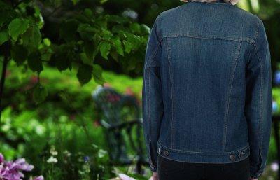 画像3: スカリー フローラル刺繍 デニムジャケット(デニム)/Scully Embroidery Classic Denim Jacket(Women's)