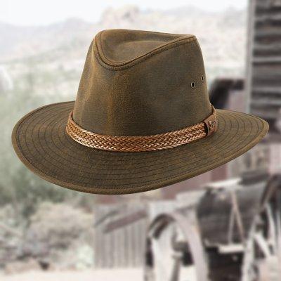 画像1: ブリットリ アウトドア ハット(ブロンズ)L/Brittoli Outdoor Hat