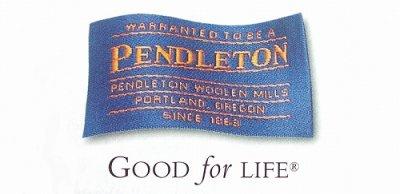 画像3: ペンドルトン・ウール・レザーペットキャリア(ブラックホワイト)/Pendleton Wool Leather Pet Carrier(Blk Wht)