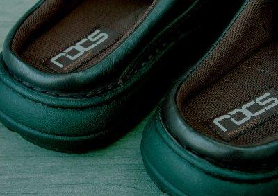 画像3: ロックポート レザー クロッグ/Rockport Leather Clogs
