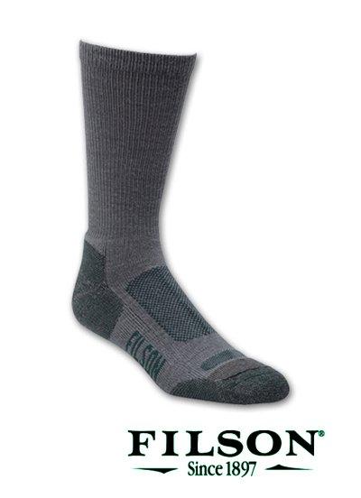 画像1: フィルソン メリノ ウール ソックス(ライトウエイト)/Filson Merino Wool Socks