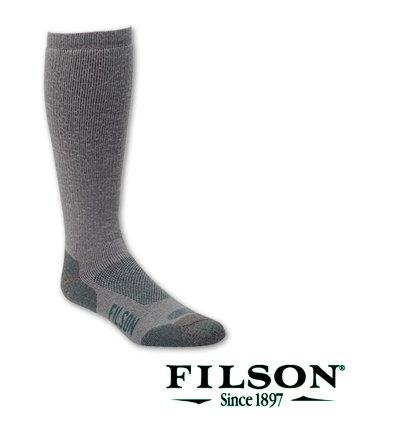 画像1: フィルソン メリノ ウール ソックス(ミディアムウエイト)/Filson Merino Wool Socks