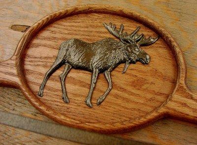 画像2: オーク ムース タオルハンガー/Oak Towel Hanger Moose