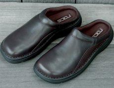 画像2: ロックポート レザー クロッグ/Rockport Leather Clogs (2)