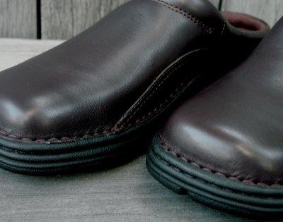 画像2: ロックポート レザー クロッグ/Rockport Leather Clogs