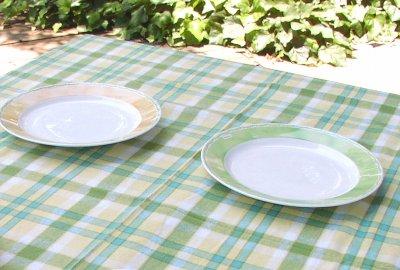 画像1: ノリタケログハウスディナープレート/Noritake Dinner Plate