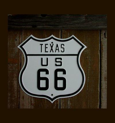 画像2: テキサスUS66ストリートサインとUSAハーレーダビッドソンバンダナ6枚セット/TEXAS US66 Metal Sign+6Harley Davidson Bandanas