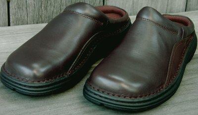 画像1: ロックポート レザー クロッグ/Rockport Leather Clogs