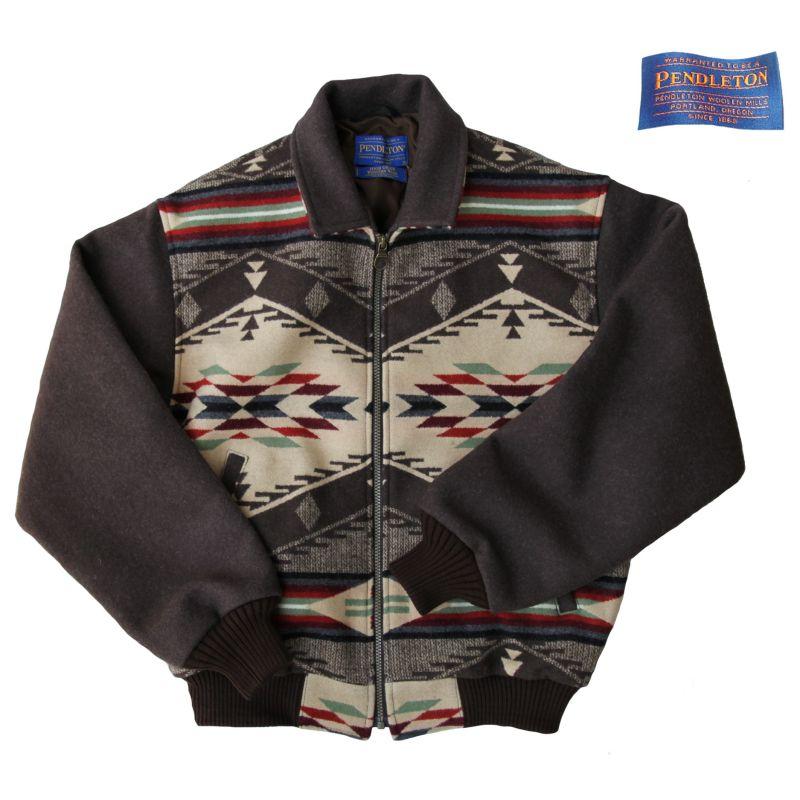 画像1: ペンドルトン ジャケット(スピリットオブザピープル)/Pendleton Wool Jacket (1)
