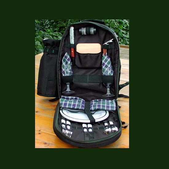 画像1: ピクニック バック パック/Picnic Backpack ForTwo (1)