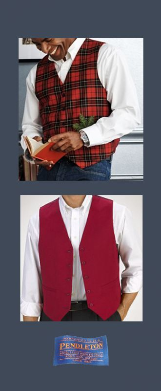 画像2: ペンドルトン リバーシブル ベスト/Pendleton Vest(The Clan Brodie)