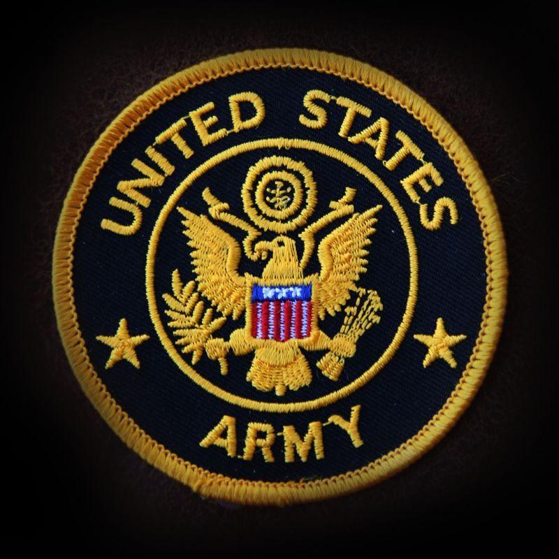 画像1: ワッペン ユナイテッド ステイツ アーミー UNITED STATES ARMY/Patch