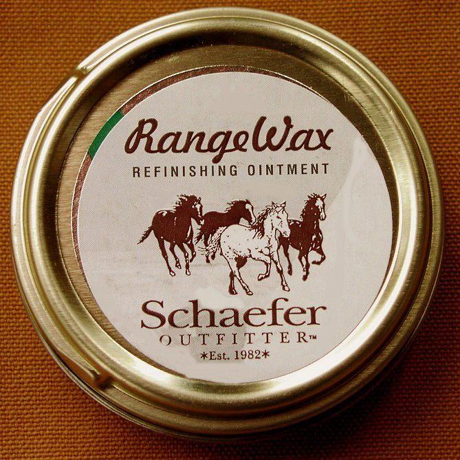 画像1: シェーファーアウトフィッター ウェザープルーフ ワックス/SCHAEFER OUTFITTER Range Wax Refinishing Ointment (1)